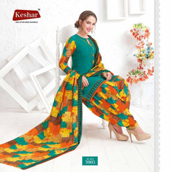 Keshar Anushka Patiyala 3005
