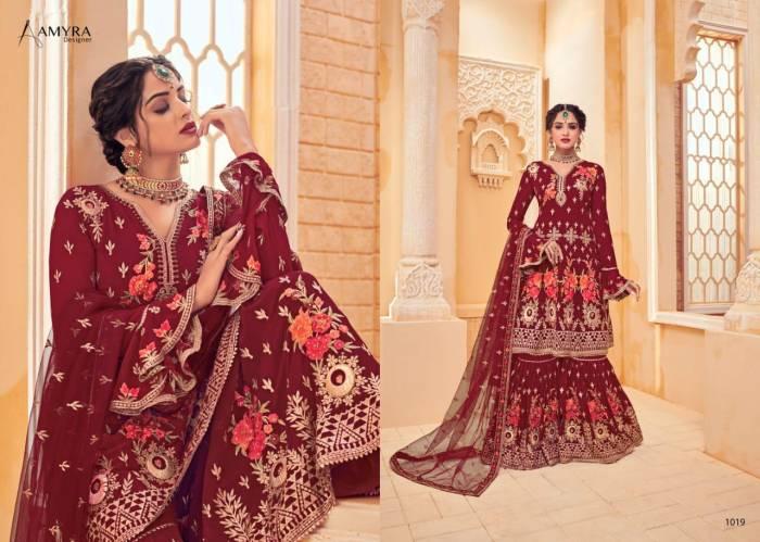 Amyra Designer Gulnaaz 1019