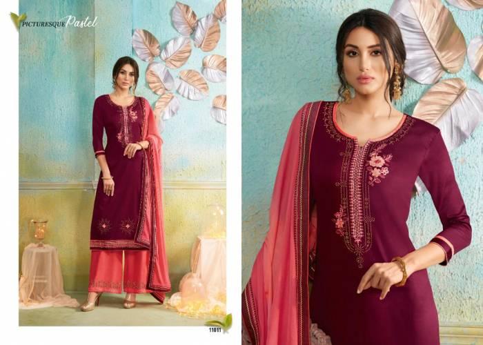 Kessi Fabrics Poshak 11011