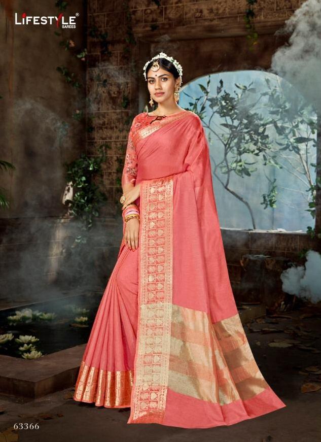 Lifestyle Saree Nidhi 63366