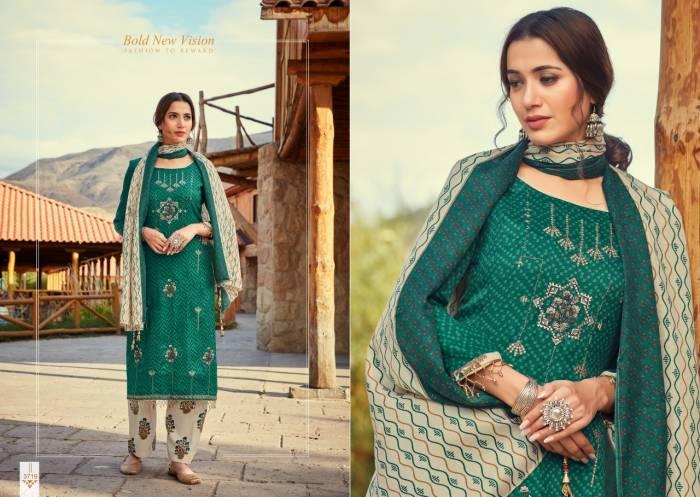 Florance Patiyala Winter Collection 3719