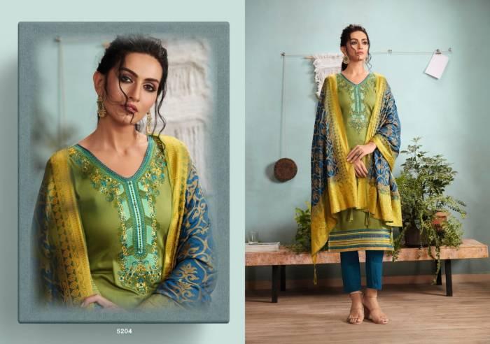 Kessi Fabric Asopalav 5204