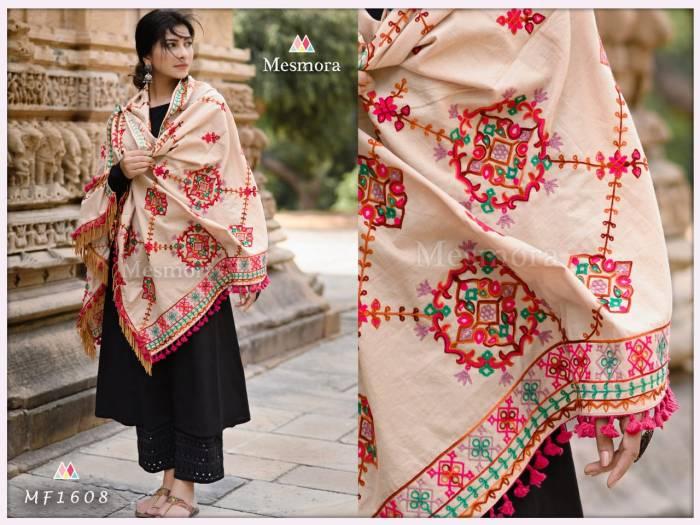 Mesmora Fashion Jassi Khadi MF-1608