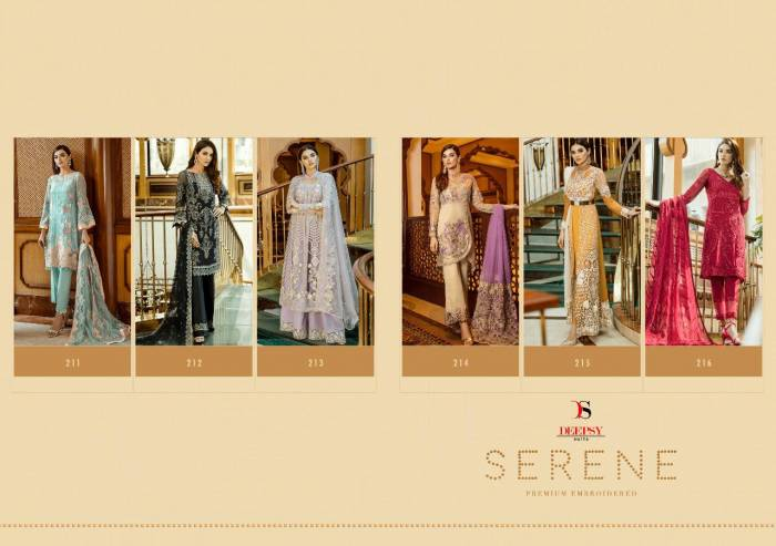 Deepsy Suits Serene 211-216