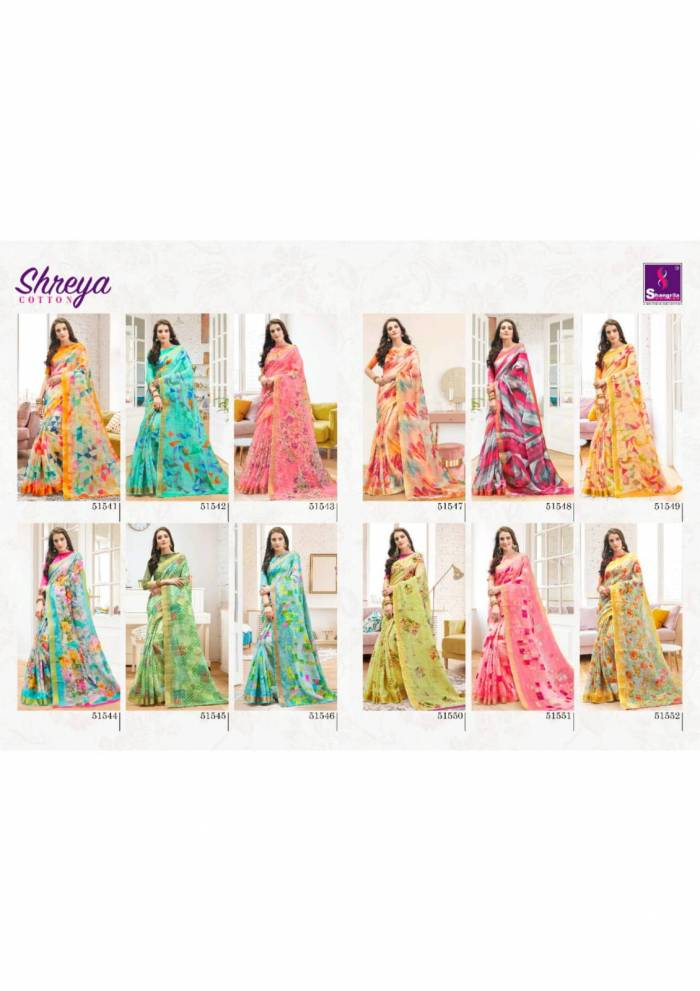 Shangrila Shreya Cotton 51541-51522