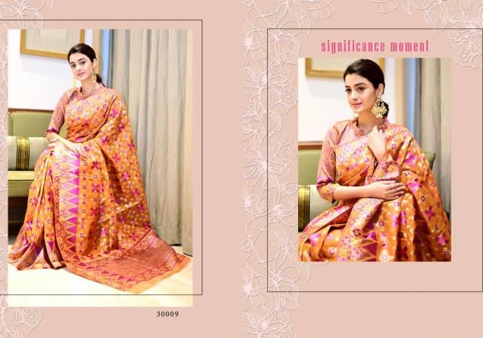 Yadu Nandan Fashion Vastram Silk 30009