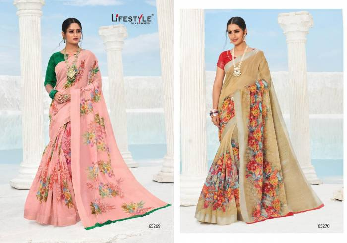 Lifestyle Sambhavi Cotton 65269-65270
