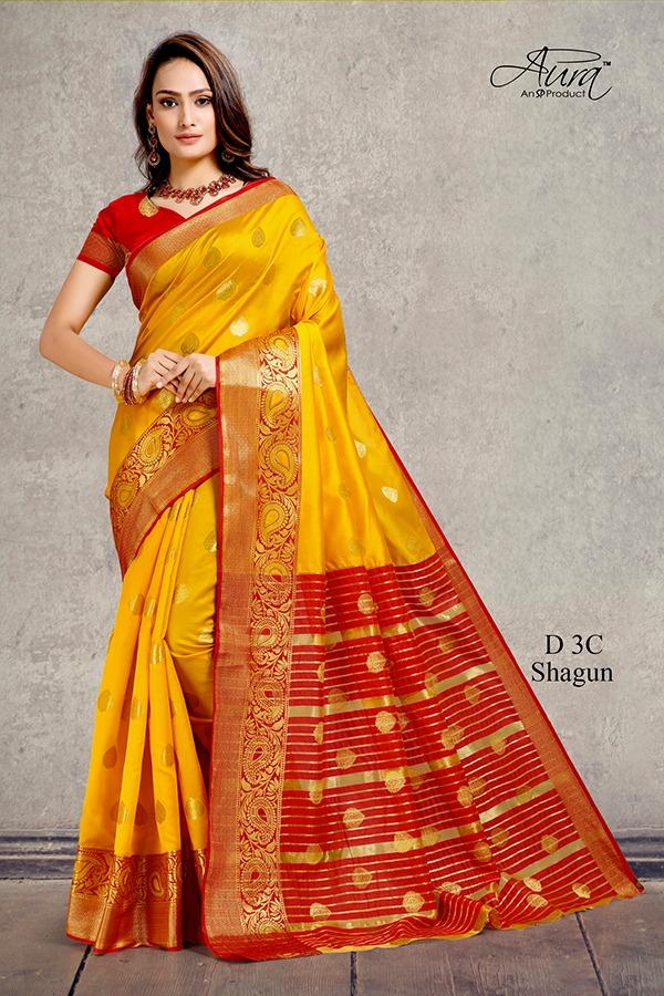 Aura Saree Shagun 3C