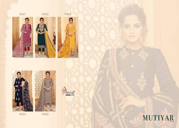 Shree Fabs Mutiyaar 9001-9005