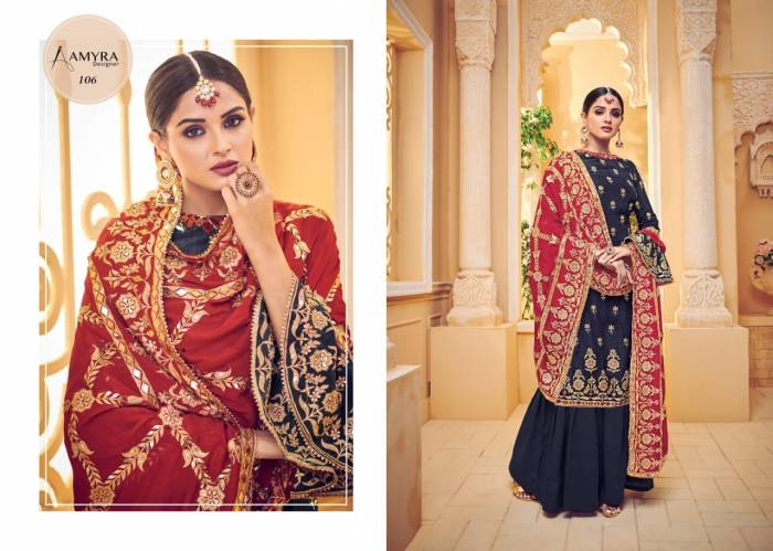 Amyra Designer Aaina 106