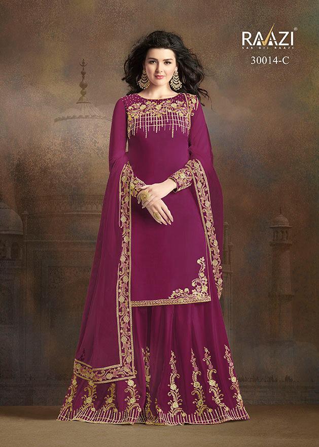 Rama Fashion Raazi Colorplus Taj  30014 C
