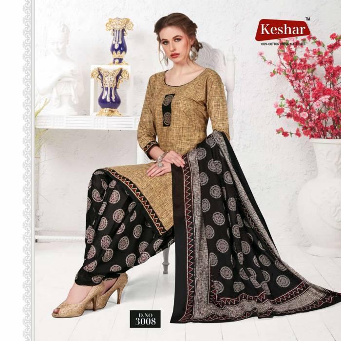 Keshar Anushka Patiyala 3008