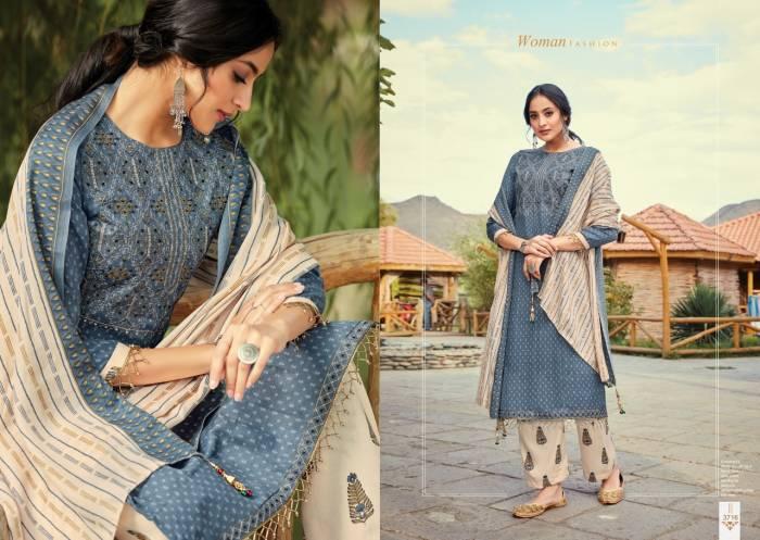Florance Patiyala Winter Collection 3716