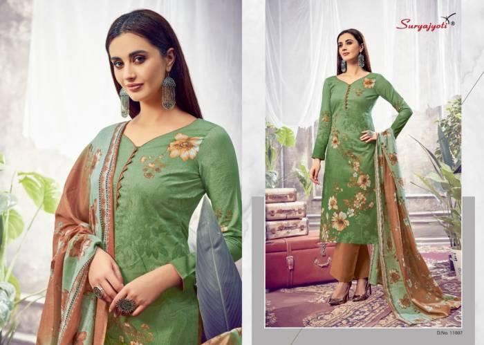 Surya Jyoti Nargis Cotton 11007