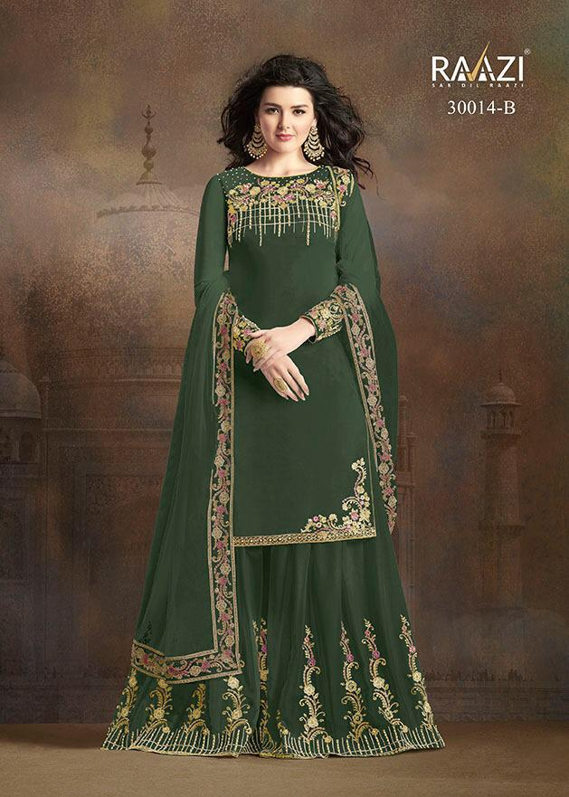 Rama Fashion Raazi Colorplus Taj  30014 B
