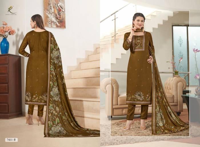 Rakhi Fashion Lenora 7411 B