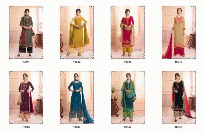 Kessi Fabrics Ramaiya Vastra 10041-10048