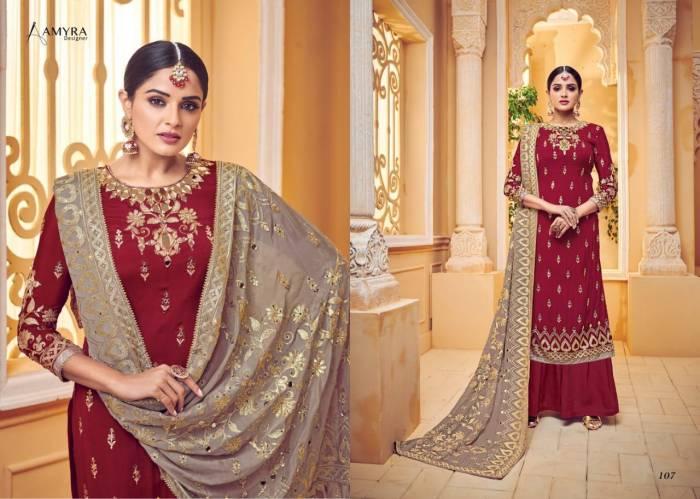 Amyra Designer Aaina 107