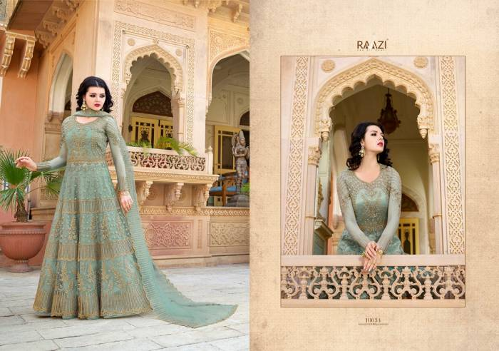 Rama Fashions Raazi Aroos The Bride 10034