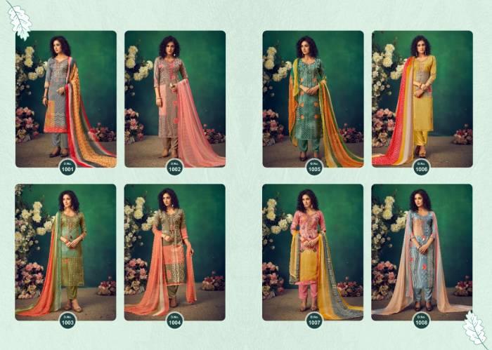 Viona Suits Shahin 1001-1008
