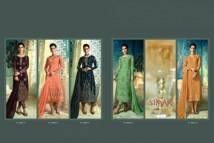 Glossy Simar Miraaz 10017-10021