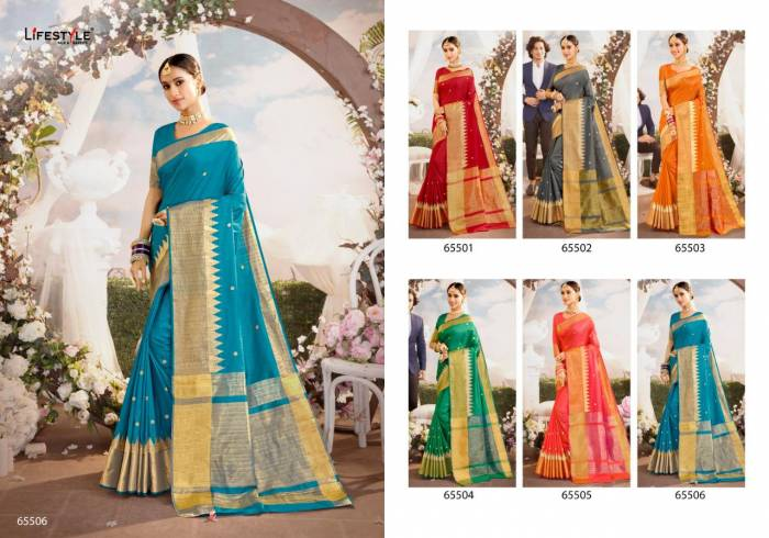 Lifestyle Saree Banjara 65506