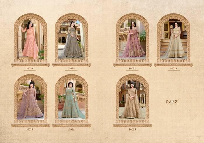 Rama Fashions Raazi Aroos The Bride 10029-10035
