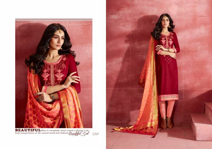 Kessi Fabrics Parampara 5291