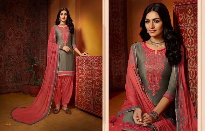 Kajree Fashion Of Patiyala 10035