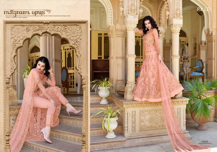 Rama Fashions Raazi Aroos The Bride 10029
