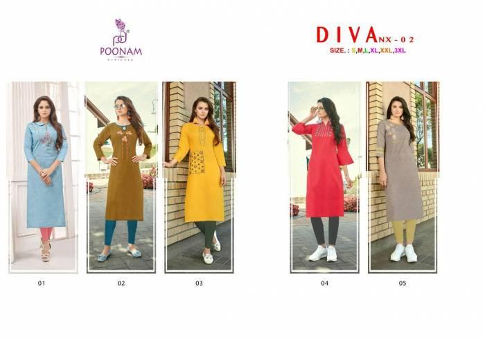 Poonam Designer Diva NX 01-05