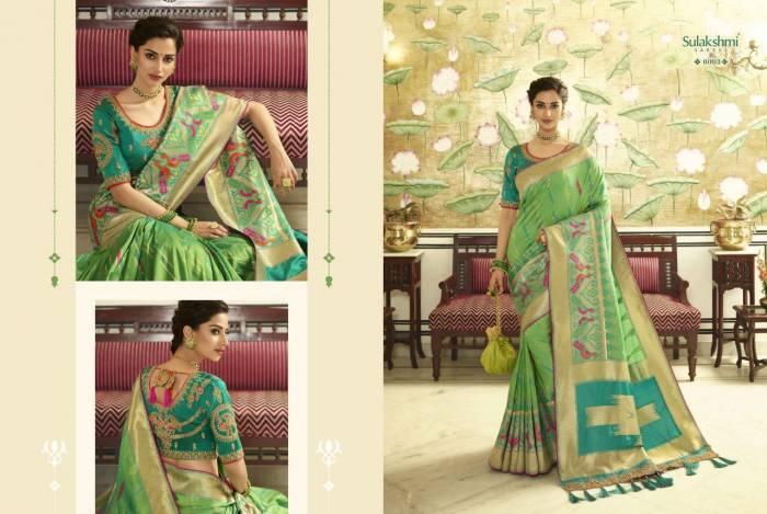 Sulakshmi Fashion 6003
