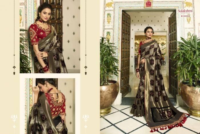 Sulakshmi Fashion 6009