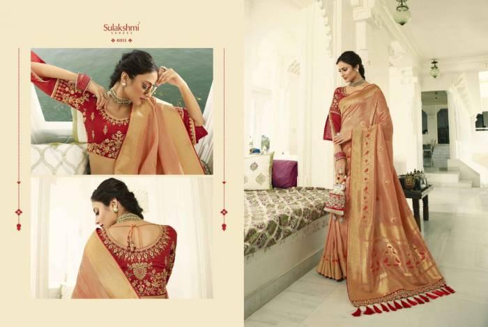 Sulakshmi Fashion 6011