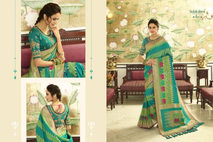 Sulakshmi Fashion 6012