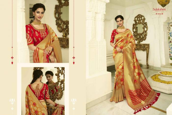 Sulakshmi Fashion 6014