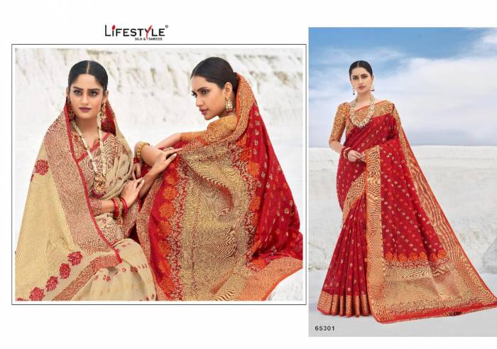 Lifestyle Saree Avantika 65301