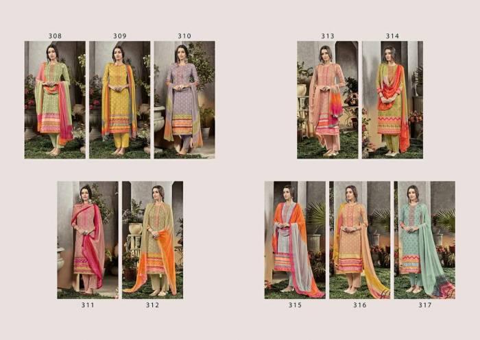 Sanskruti Silk Sahara 308-317