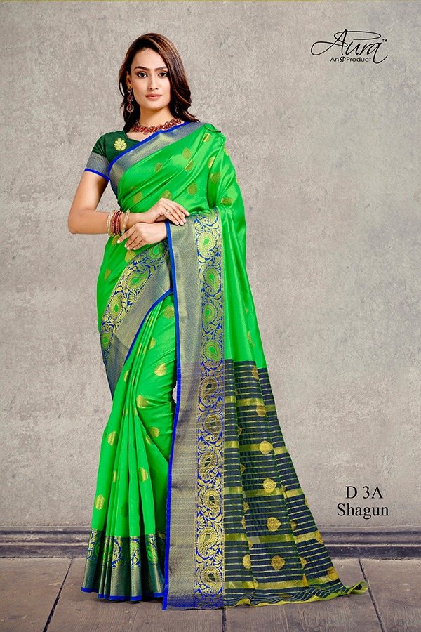 Aura Saree Shagun 3A
