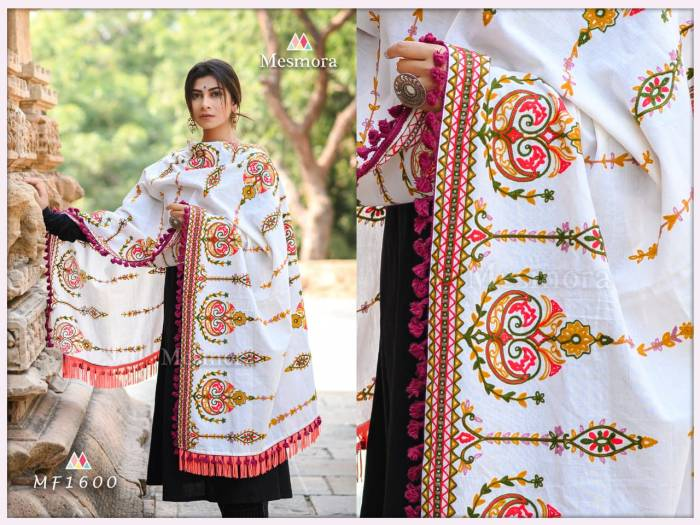 Mesmora Fashion Jassi Khadi MF-1600