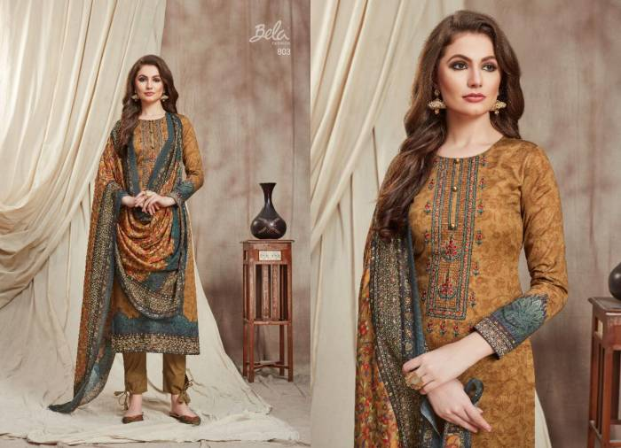 Bela Fashion Saanjh 802