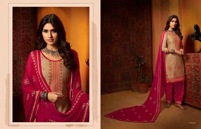 Kajree Fashion Of Patiyala 10038