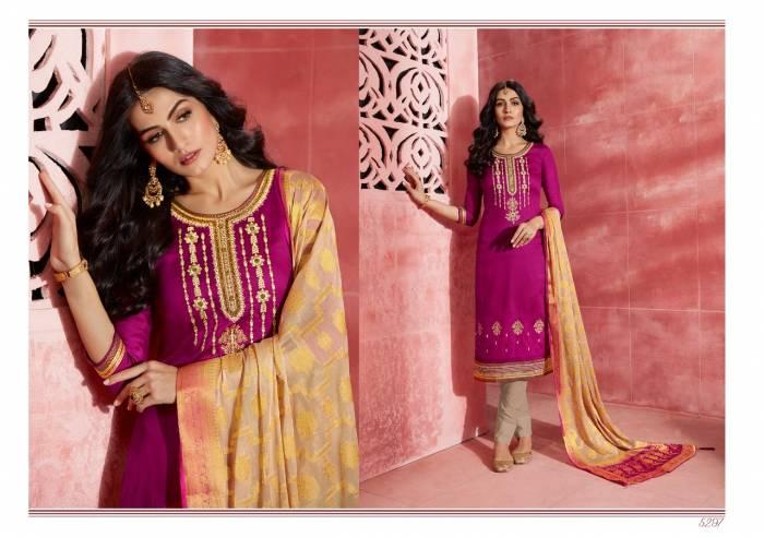 Kessi Fabrics Parampara 5297