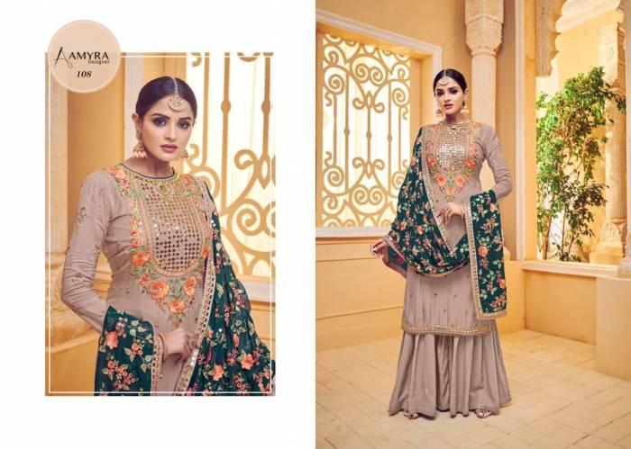 Amyra Designer Aaina 108