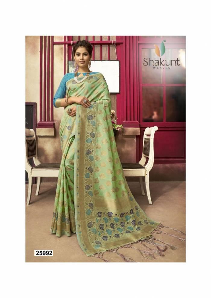 Shakunt Saree Smriti 25992