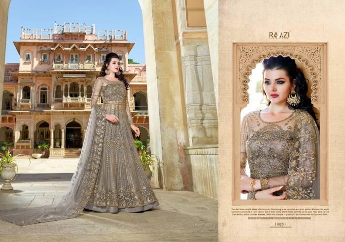 Rama Fashions Raazi Aroos The Bride 10030