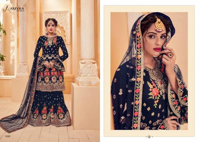 Amyra Designer Gulnaaz 1020
