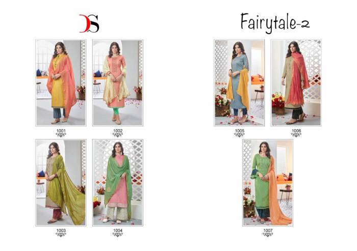Deepsy Suits Fairy Tale 1001-1007