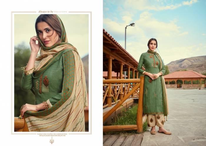 Florance Patiyala Winter Collection 3713