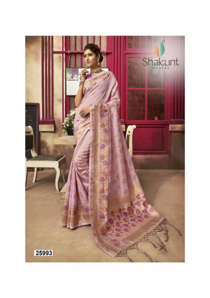 Shakunt Saree Smriti 25993